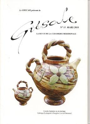 Couverture de la revue Grésale